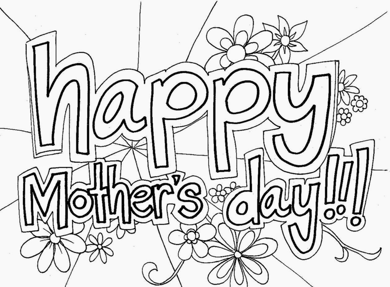 Mothers day coloring sheets free coloring sheet for Mother s day spanish coloring pages