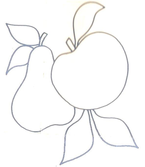 D 233 Ia Klier Trabalhos Manuais Riscos De Flores E Frutas