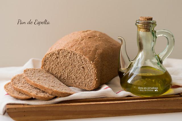 Pan de espelta / Eva en pruebas