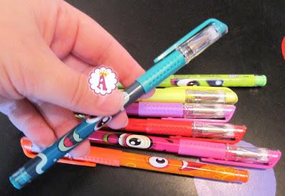Яркие и вкусно пахнущие гелевые ручки Scentos WeVeel