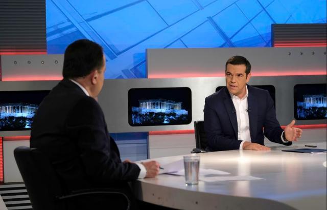 """Αλέξης Τσίπρας: """"Το πρωί της 7ης Ιουλίου οι κάλπες θα είναι άδειες, δεν θα έχουν ευρωψηφοδέλτια"""""""