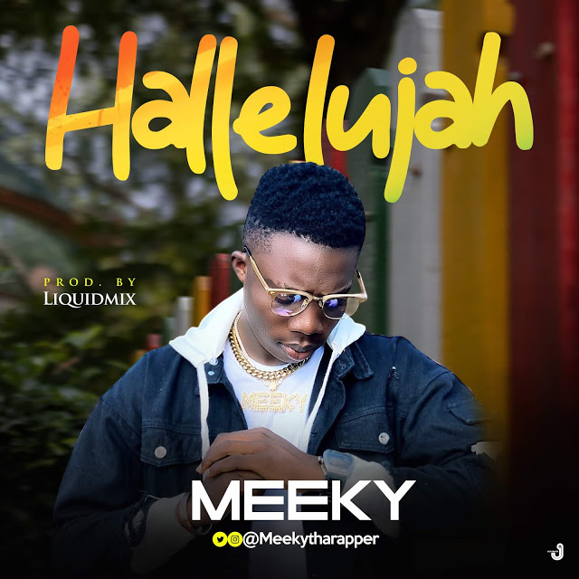 DOWNLOAD MP3: Meeky — Hallelujah (Prod by Liquidmix)