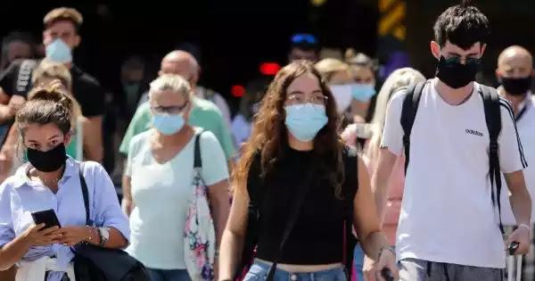 Τα νέα μέτρα απαγόρευσης «κατά του κορωνοϊού» που ισχύουν από σήμερα σε όλη την Ελλάδα
