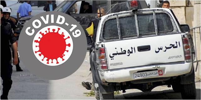 المهدية : الحرس الوطني يرفع أكثر من 450 مخالفة لإجراءات الحجر وحظر الجولان