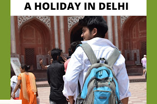 Lesson 5 | A Holiday in Delhi All Questions Answers | Class 6 | English SCERT