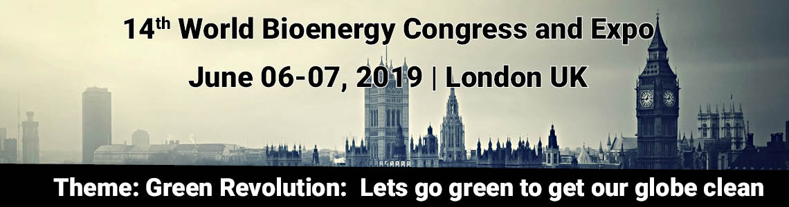 14<sup>th</sup> World Bioenergy Congress and Expo