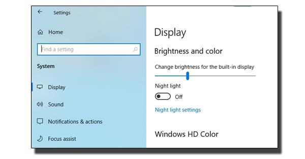 Hp Laptop Computer में Brightness कैसे बढ़ाए या कम कैसे करें