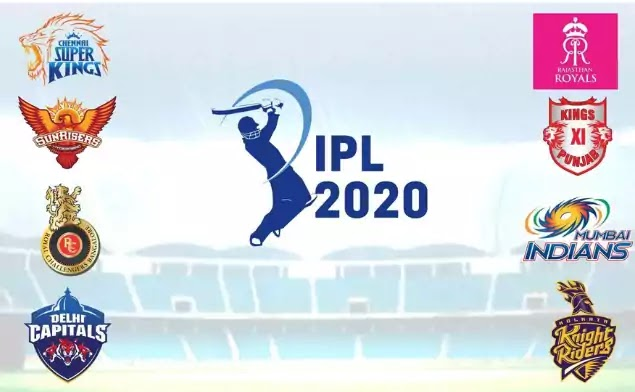 IPL 2020 Schedule Time Table