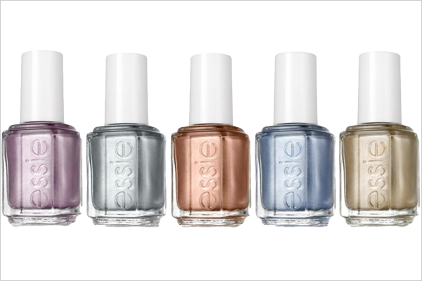 Essie Mirror Metallic Collection.