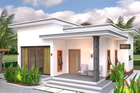 15 Desain Rumah Modern Atap Datar, Idaman Masa Kini
