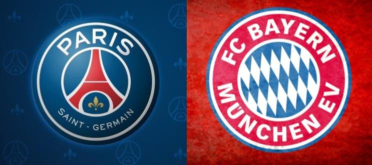Paris Saint Germain E Bayern De Munique Decidir U00e3o A Liga