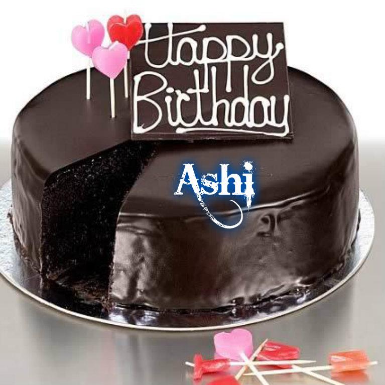Happy Bday Ashi