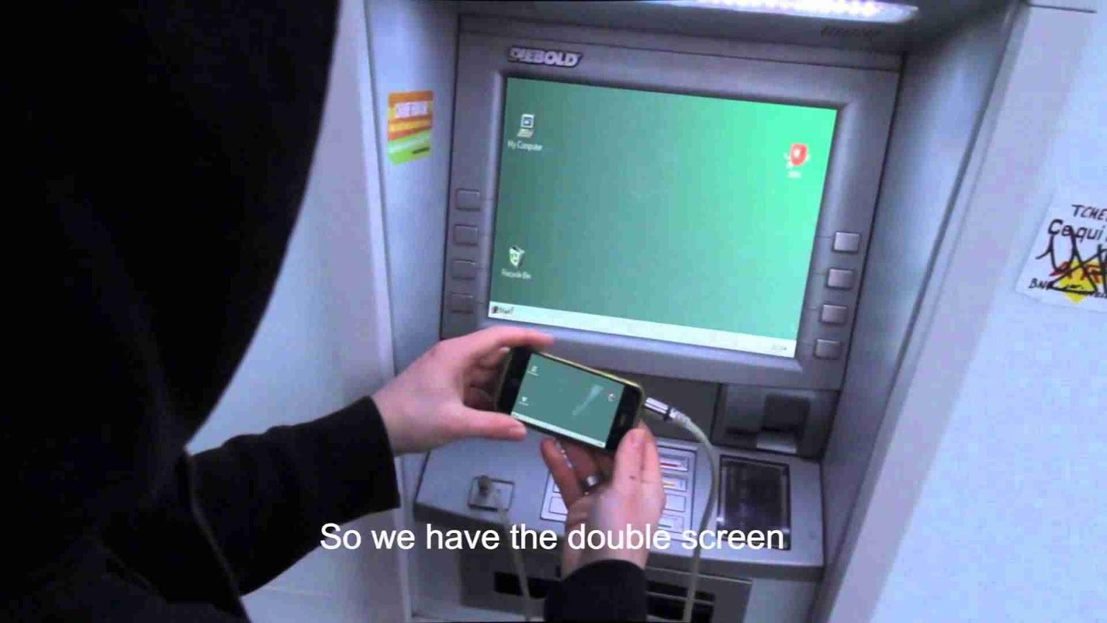 3 Cara Bobol Mesin ATM   Hacker Trick - ArtikelCara10 nOOb