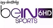 مشاهدة قناة بين سبورت 6 bein sport hd بث مباشر بي ان سبورت المشفرة مجانا بدون تقطيع