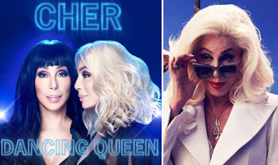 Cher Unleashes 'Gimme! Gimme! Gimme!' From ABBA Covers Album!!!