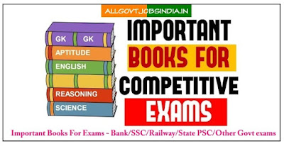 TOP FOUR BOOK FOR COMPETATIVE EXAM UNDER 500,BEST BOOK FOR COMPETATIVE EXAM