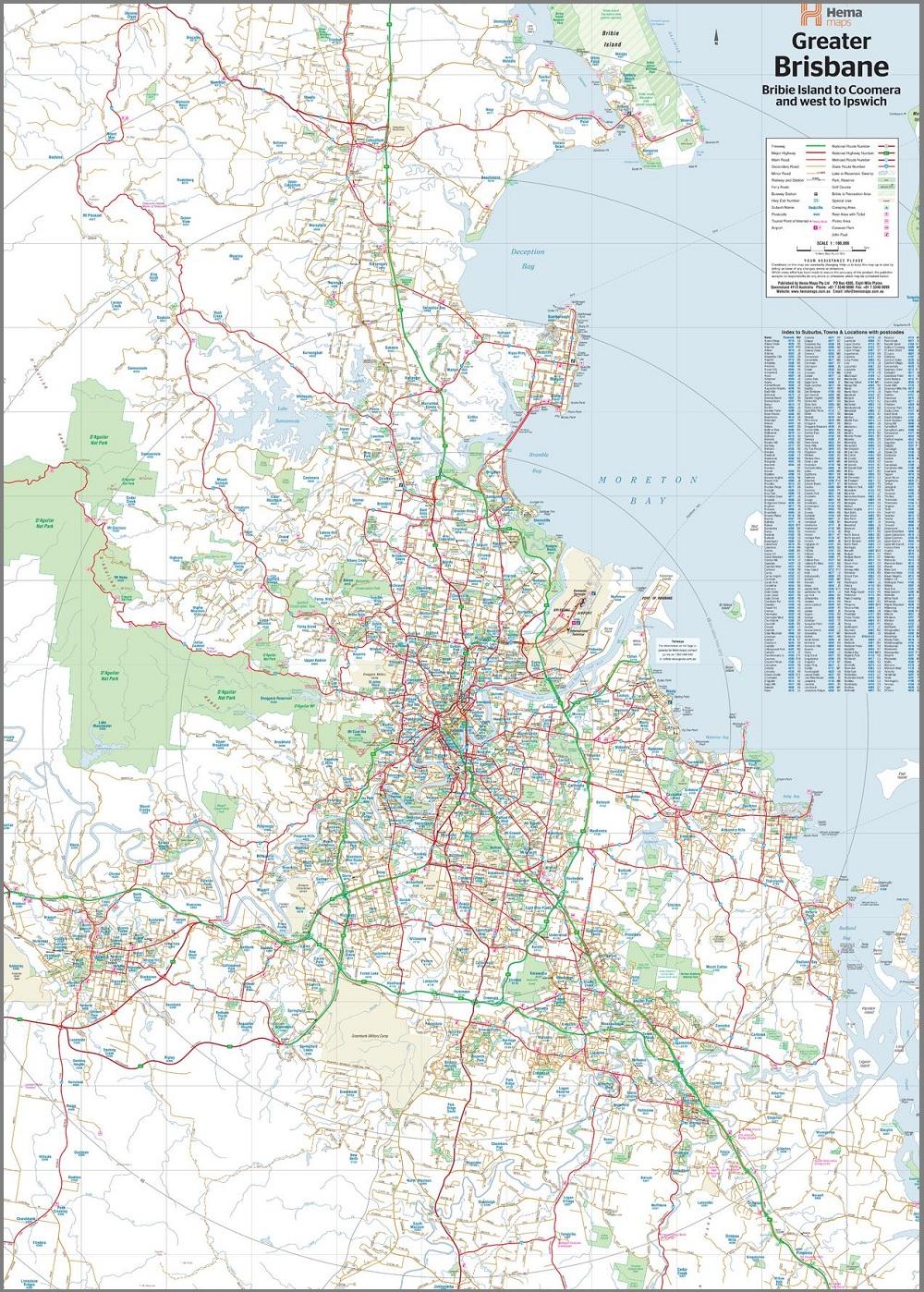 Peta Brisbane