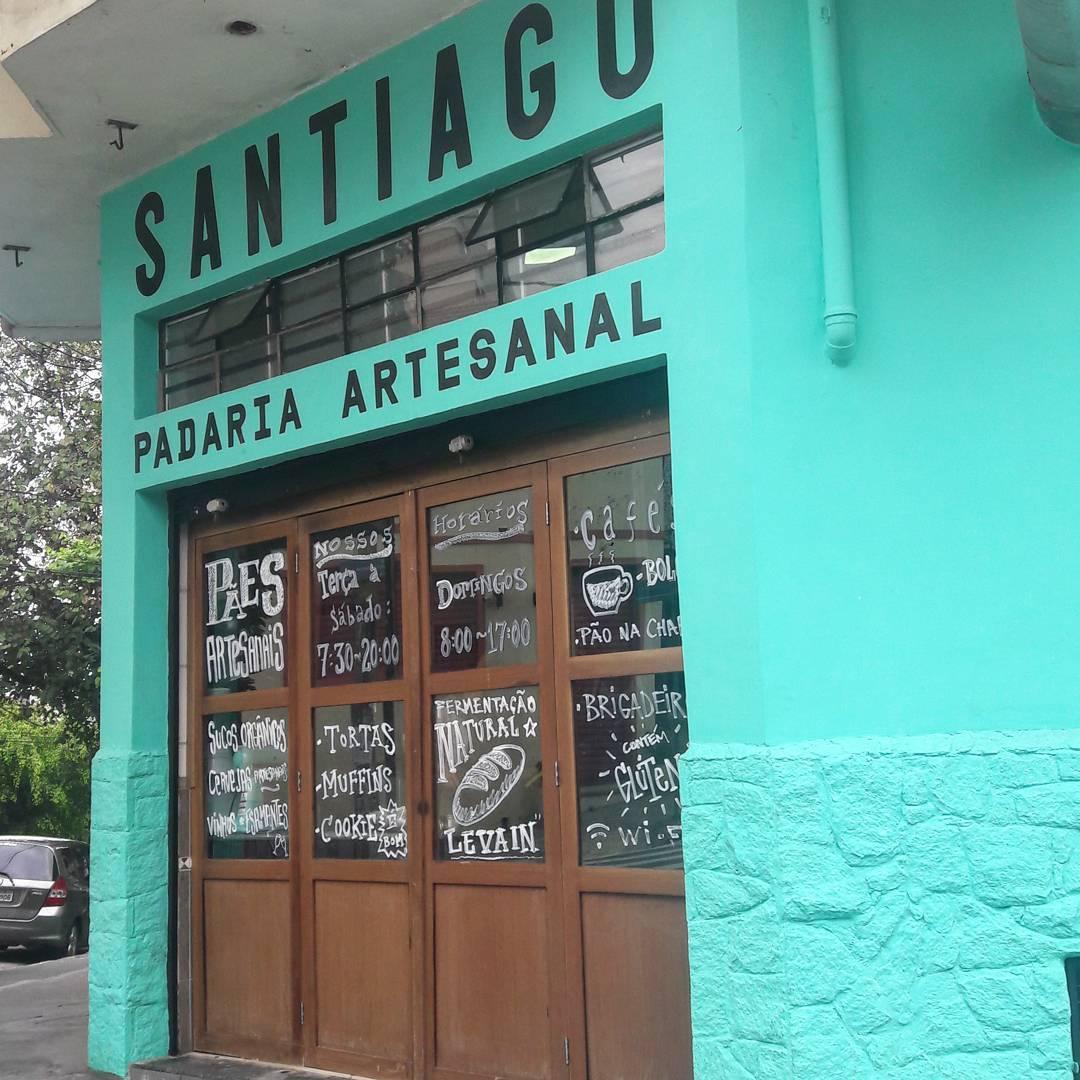 santiago padaria artesanal