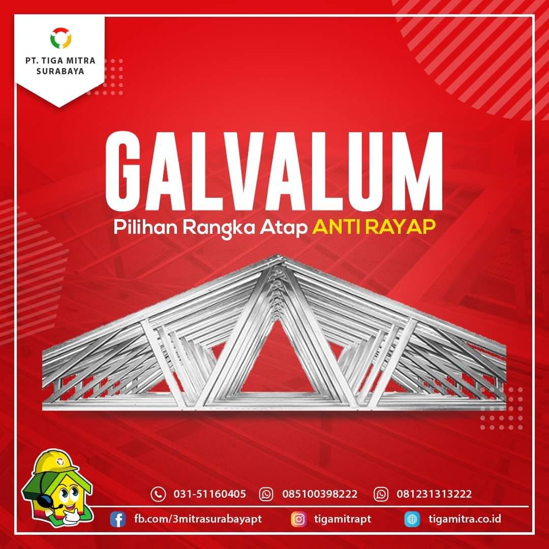 Distributor dan Aplikator Galvalum