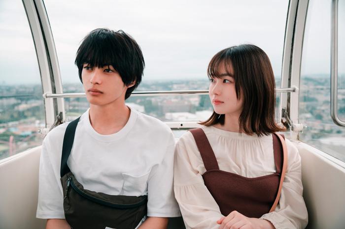 She Likes Homo Not Me (Kanojo ga Sukina Mono wa Homo de Atte Boku dewa Nai) live-action film