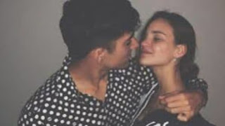 The Picture Of Cristian Garin And His Girlfriend Valeria Polesel Which Got Deleted
