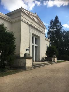 シャルロッテンホーフ宮殿外観