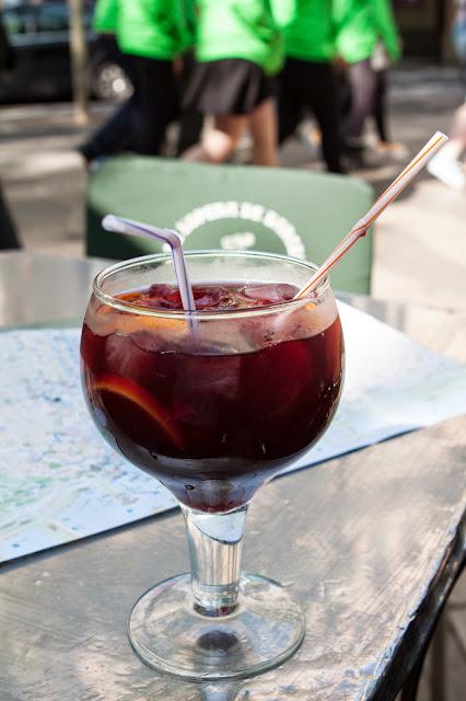 Sangria-Barcellona