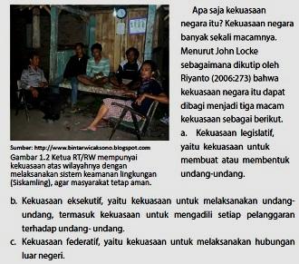 Jenis – Jenis Kekuasaan di Indonesia