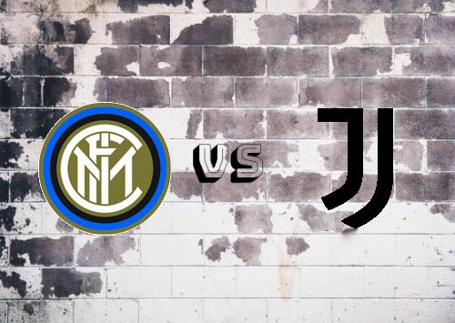 Internazionale vs Juventus  Resumen y Partido Completo