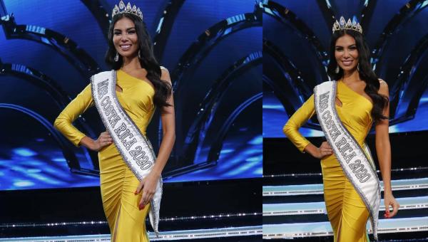 Ivonne Cerdas es Miss Costa Rica 2020