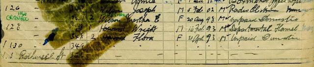 1939 National Registration - Rochdale, Lancashire - Flora Howard