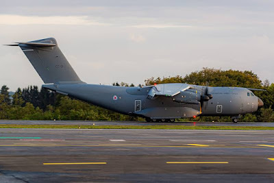 Luxembourg receives first A400M