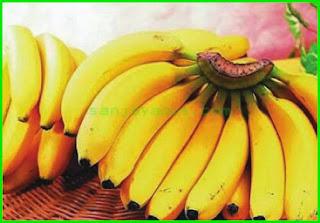 manfaat buah pisang bagi pencernaan