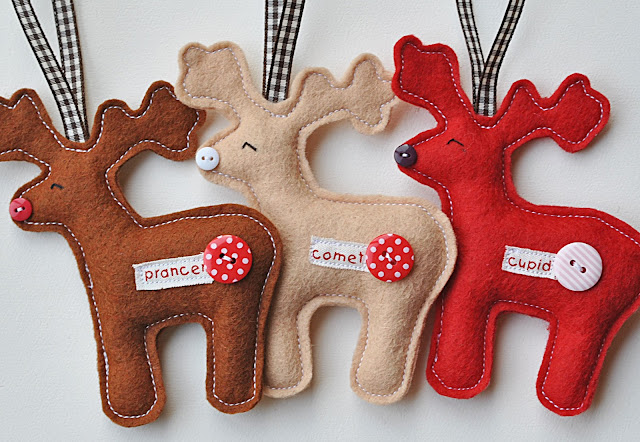sew your own reindeer free kit loads of new stock sew sweet