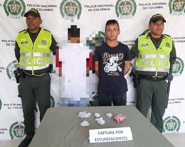 Cámaras de seguridad permitieron la captura de jíbaros en Codazzi