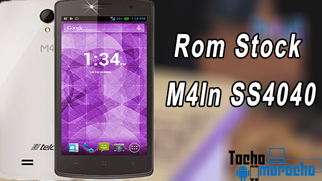 rom stock M4In SS4040