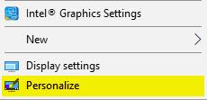 Cara mengakses pengaturan background Windows 10