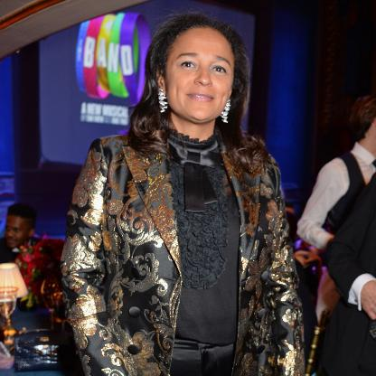 Isabel dos Santos: $2.3 Billion