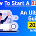 How To Start A Blog In 2020 | Profitable Blog That Makes Money - An Advanced Guide in Hindi.