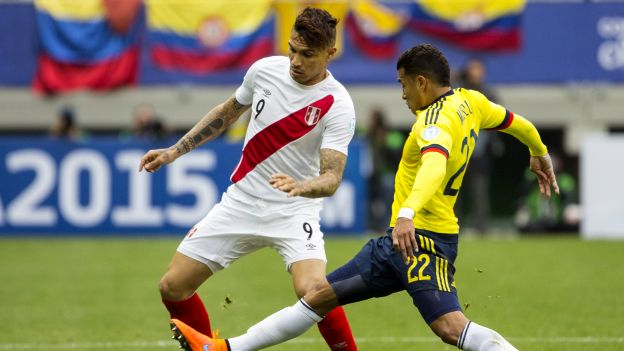 Peru Vs Colombia Copa America Quarter Final Match Preview, Kick-Off, Live Stream
