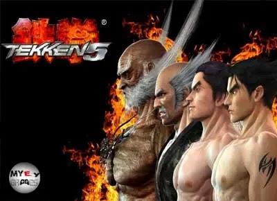 شرح قصة واحداث تحميل لعبة تيكن Tekken 5 للكمبيوتر