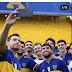 Handball: Boca presentó su equipo en La Bombonera y un pehuajense fue parte