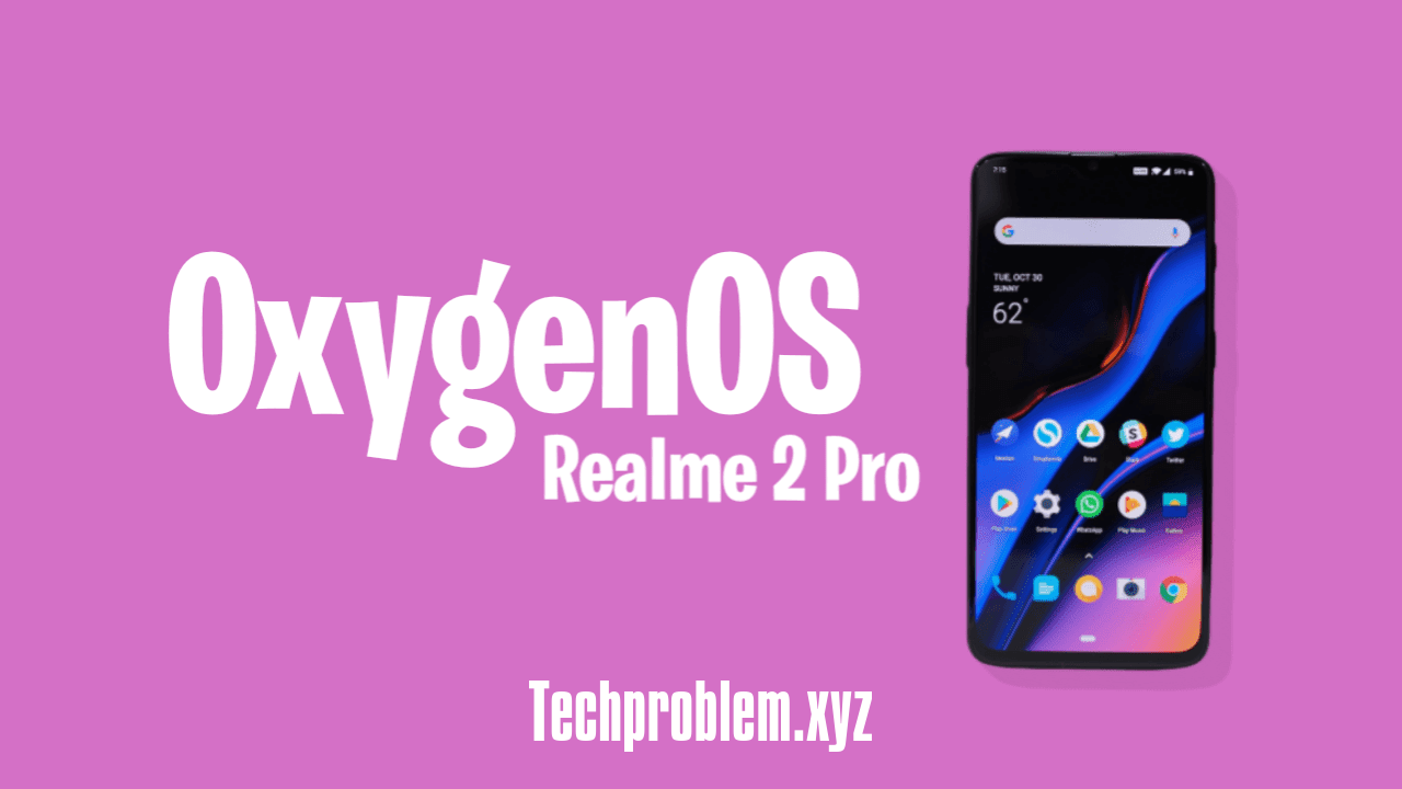 How to Change Realme 2 Pro Display to Oneplus