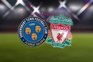 TV Ливерпуль - Шрусбери Таун смотреть онлайн бесплатно 26 января 2020 Ливерпуль прямая трансляция в 20:00 МСК.