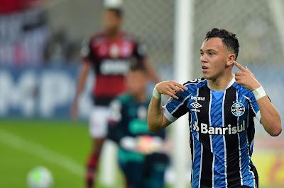 Atacante do Grêmio