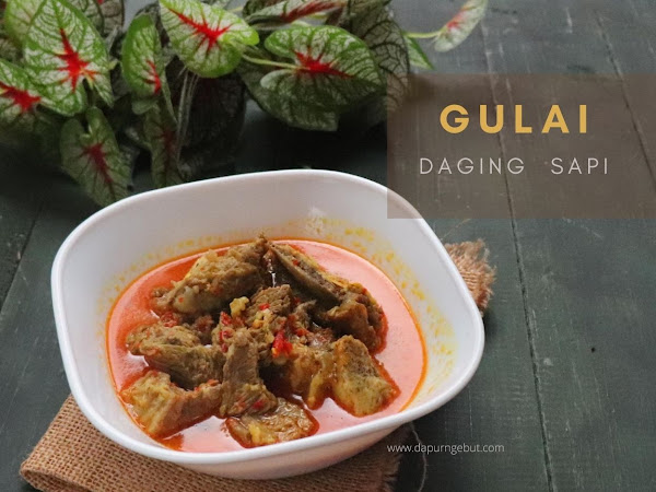 Gulai Daging Sapi