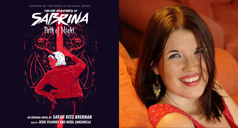 Path of Night by Sarah Rees Brennan   Superior Young Adult Fiction   Audiobook Review