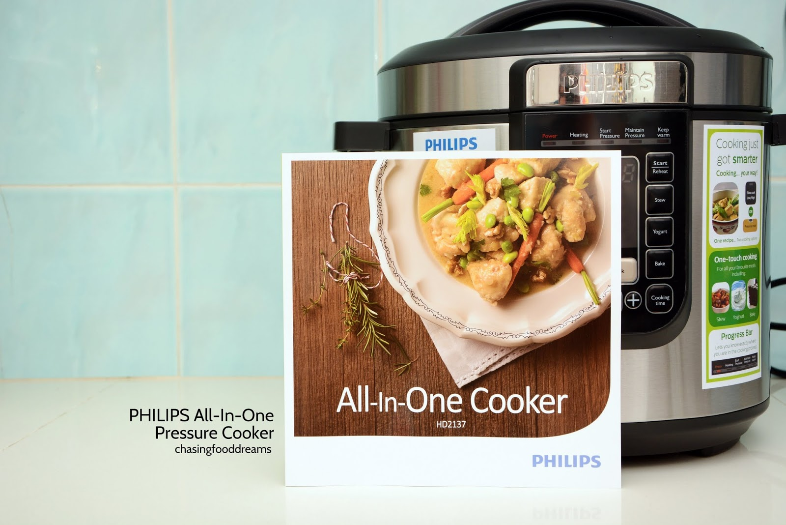 philips rice cooker instructions