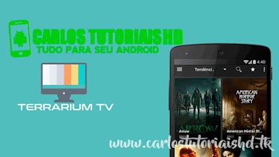 Terrarium TV Premium APK v1.9.10 - Filmes e Séries de Graça
