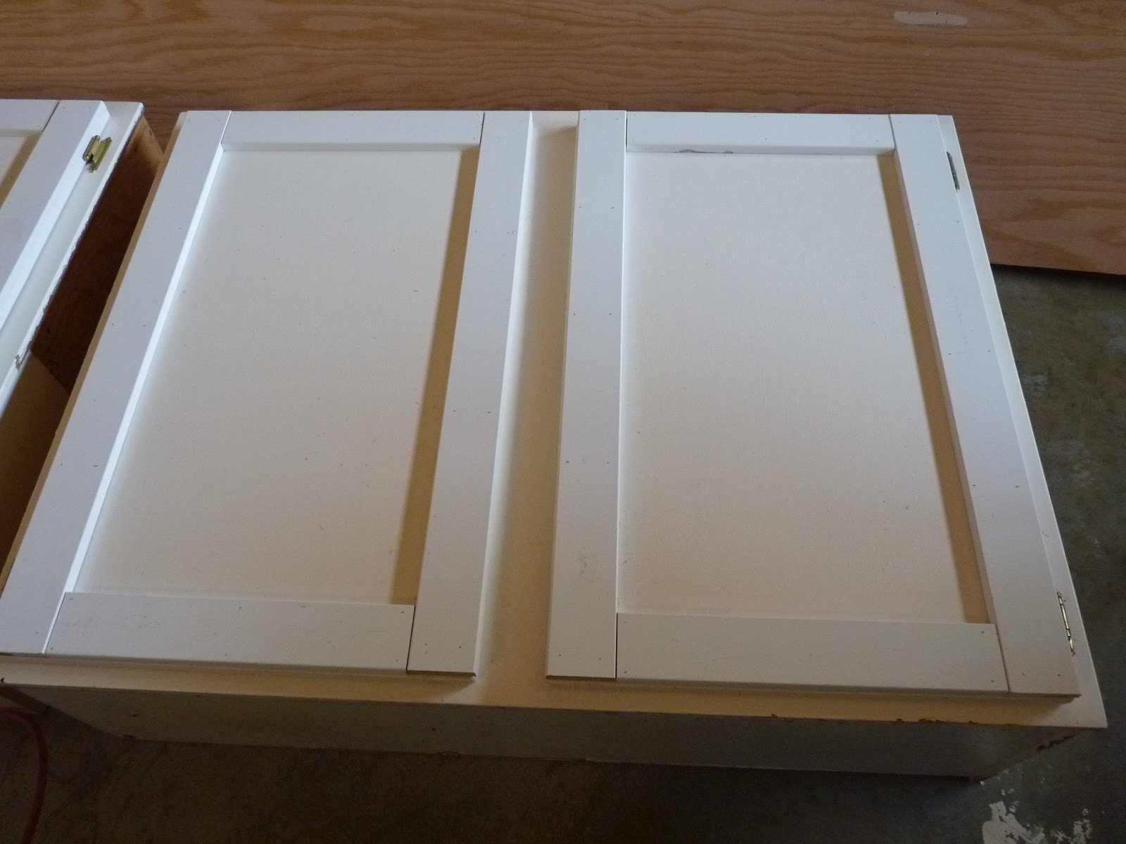 How To Make Shaker Cabinet Doors O